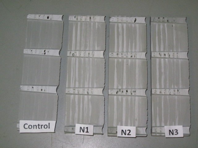 competitor molded grating