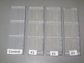 Fibergrate molded grating