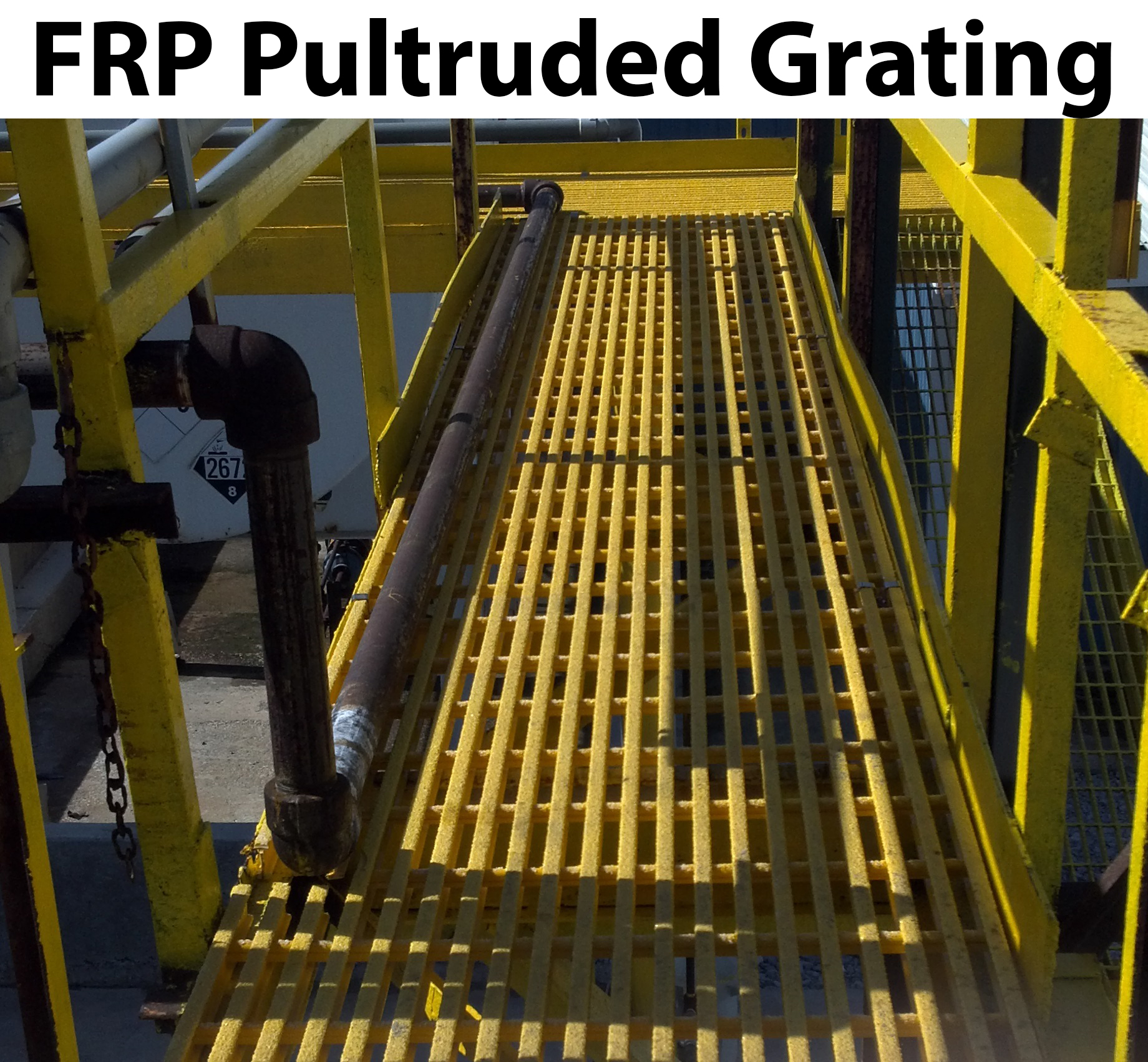 FRP_Pultruded_Grating