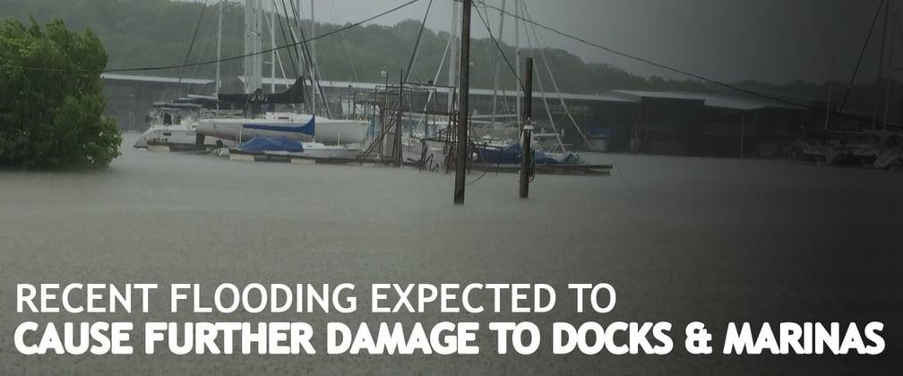 Lake Texoma Flooding